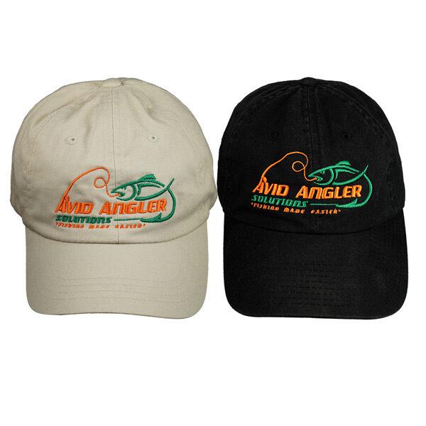 Avid Angler Solution Branded Cotton Cap